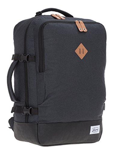 Bestway Casual Daypack, Dunkelgrau 1701 (Black) - 40223-1701