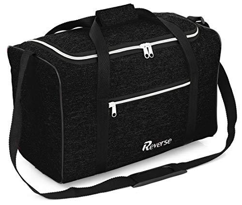 Ryanair Cabin Bag Free Handbag Suitcase Luggage Bag 40 x 20 x 25 cm Black Black S