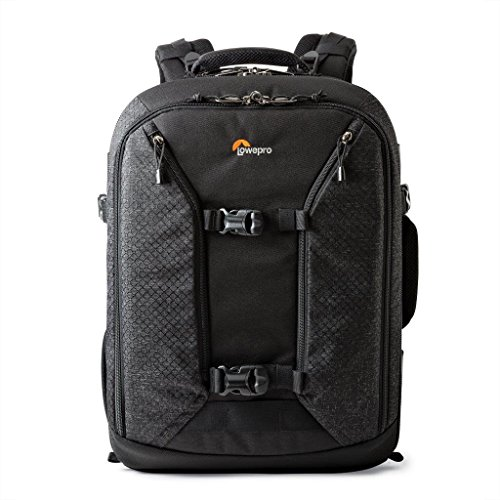 Lowepro LP36875-PWW, Pro Runner BP 450 AW II Bag for Camera, Fits 2 Pro DSLRs with Attached Lens, 5-6 Extra Lenses, Speedlights, Laptop, Tablet