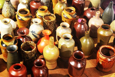 Ceramics in Checked Baggage