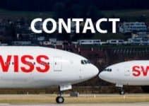 Contact Swiss Airlines