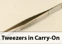 Tweezers in Carry-On Baggage