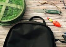 Fishing Equipment in Hand Luggage