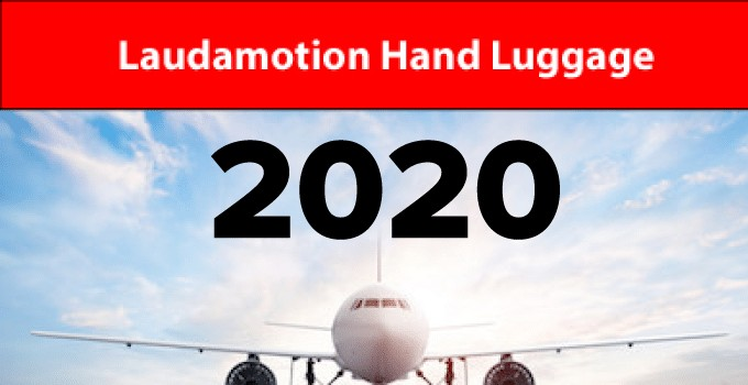 Laudamotion Hand Luggage 2020