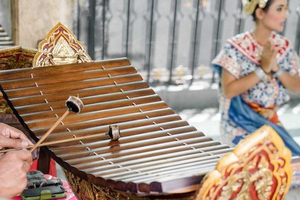 Marimba Instrument Brazilian Rosewood