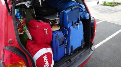 Hand Luggage vs. Hand Baggage