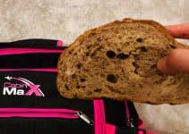 Bread and Sandwiches in Hand Luggage