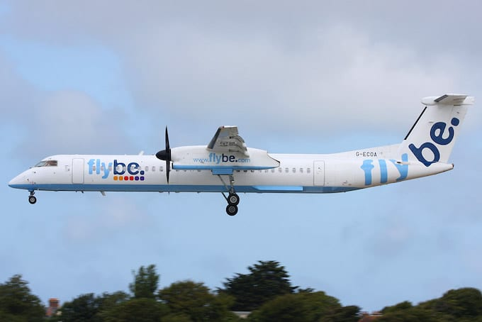 Flybe Hand Luggage Allowance