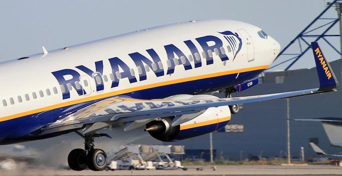 Ryanair Hand Luggage Allowance
