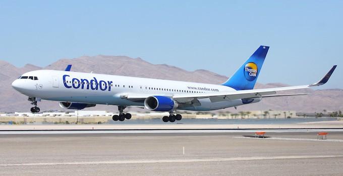 Condor Hand Luggage Allowance