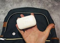 Soap in Hand Luggage