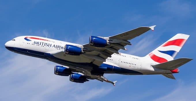 British Airways Hand Luggage Allowance