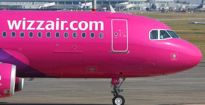 Wizzair Hand Luggage Allowance