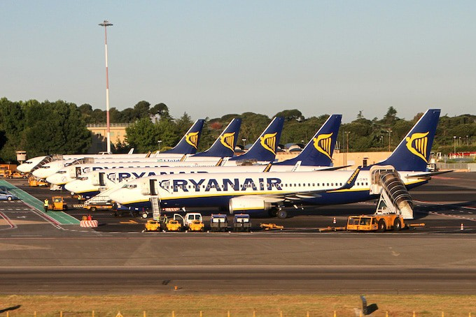 Ryanair Seat Reservation
