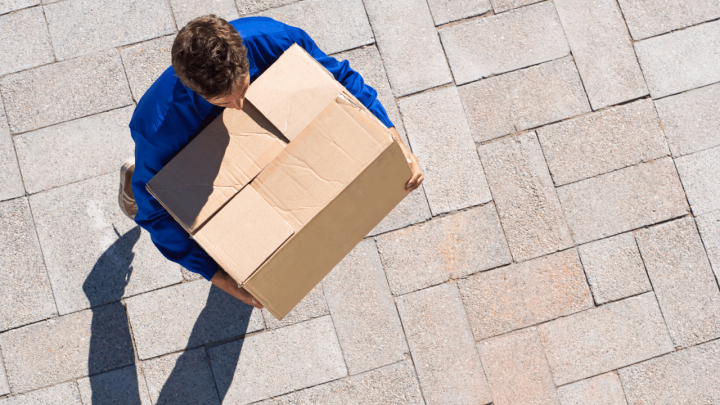 Booking a Cardboard Box as Checked Luggage – You Need to Know This!