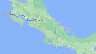 How To Get From San Jose Costa Rica to Tamarindo